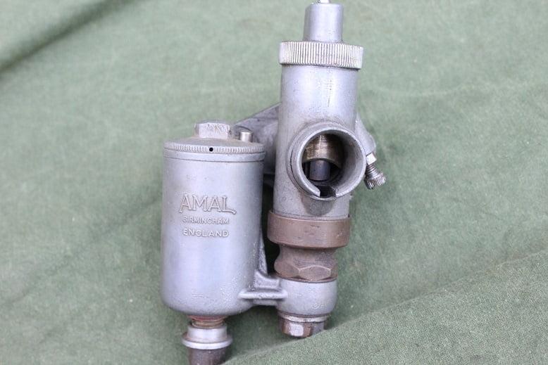 AMAL 274K/3A carburateur vergaser carburettor 1950's