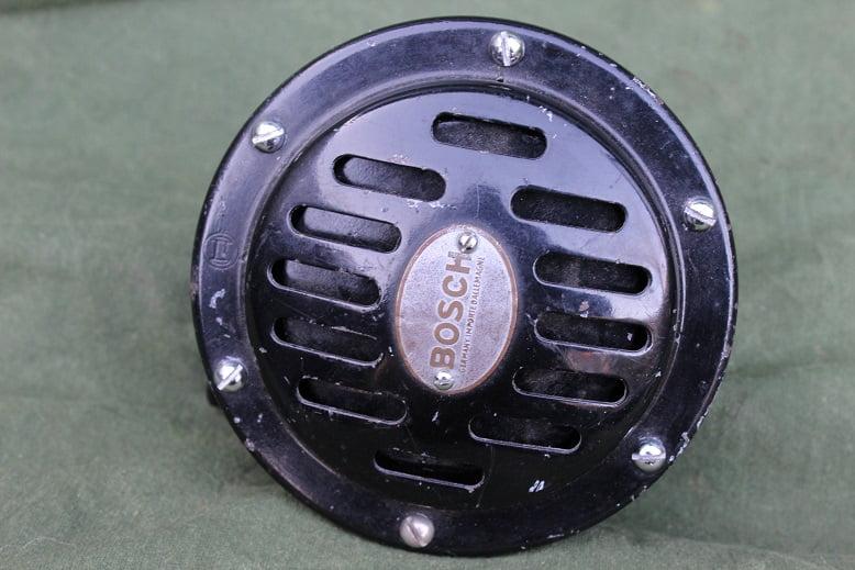 BOSCH FD6 CS13 6 volts claxon horn hupe 1930's
