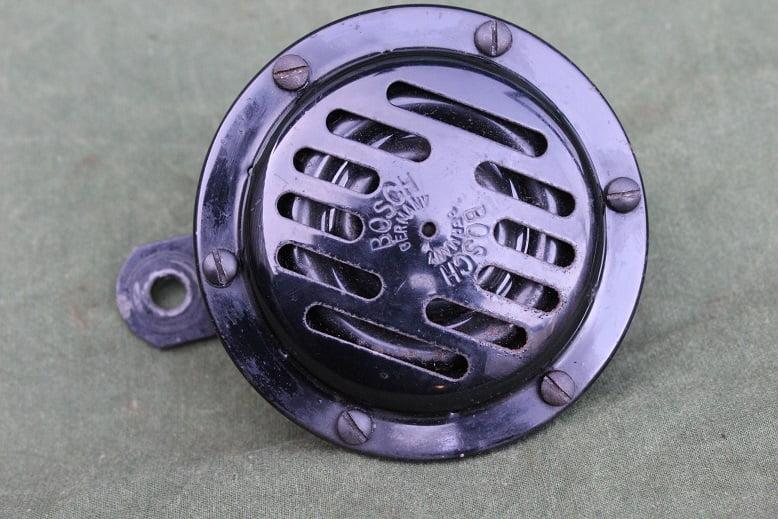 BOSCH HO/FCF 6/1 6 volt claxon horn hupe