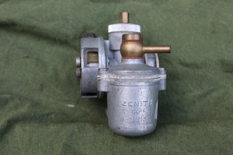 ZENITH type 10MS carburateur vergaser carburettor NOS   10 MS