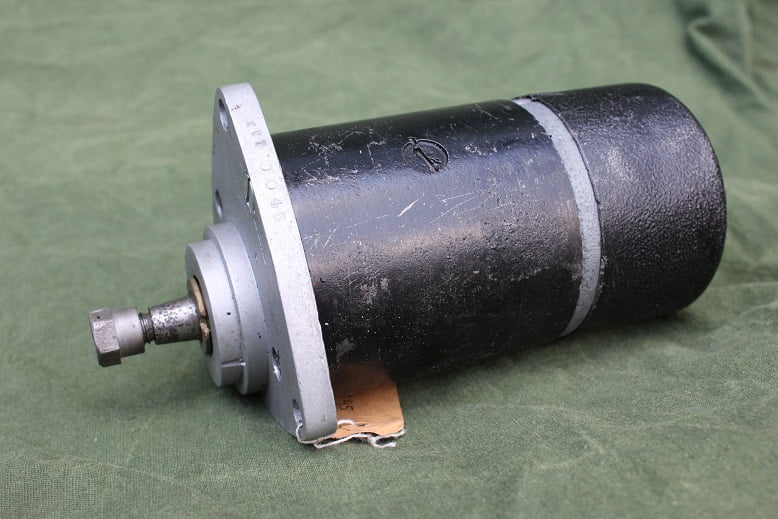 MILLER DM3 P motorcycle dynamo generator lichtmachine PANTHER 1946 / 47 ?