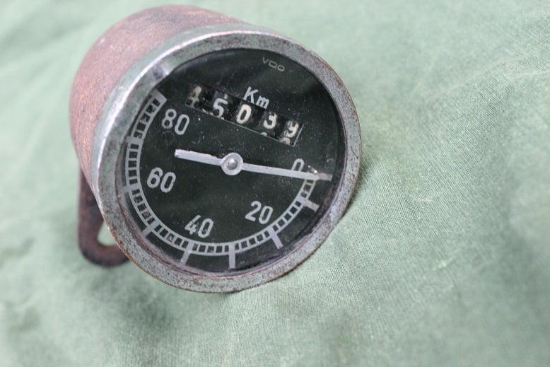 VDO 80 KM kilometer teller speedometer tacho DKW RT ?