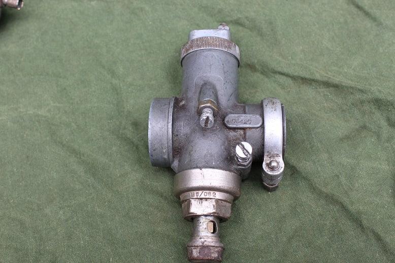 amal fischer ?? 76 427 carburateur vergaser carburettor DKW ?? HELD reserved