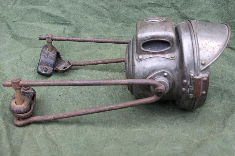 JOSEPH LUCAS No. 331 carbidlamp acetylene lamp karbid lampe 1924