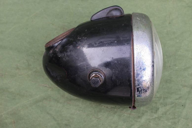 BOSCH 1952 DÜRKOPP motorfiets koplamp scheinwerfer headlamp