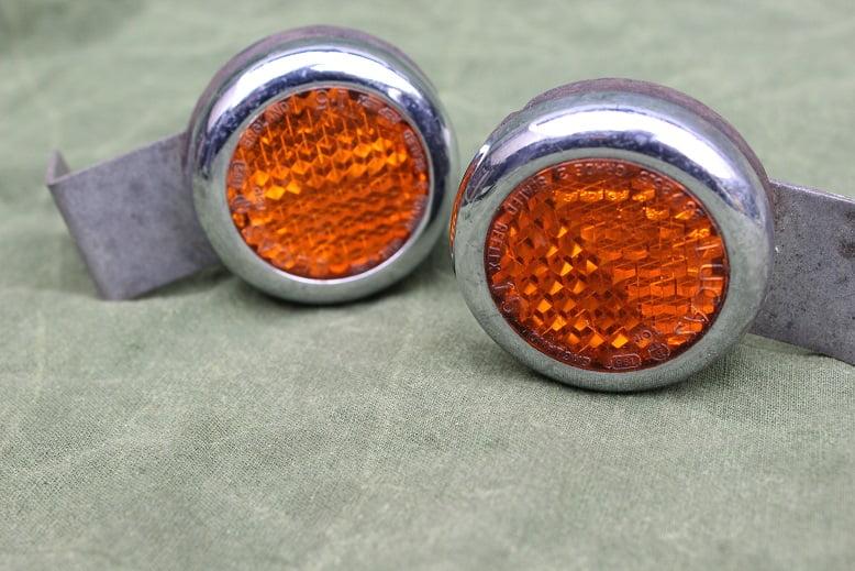 LUCAS REFLEX 15 reflectoren reflector 1960 / 1970