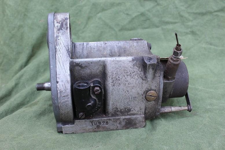 LUCAS MO'1 4 AG4 1940 ontstekings magneet zundmagnet magneto WD WOII