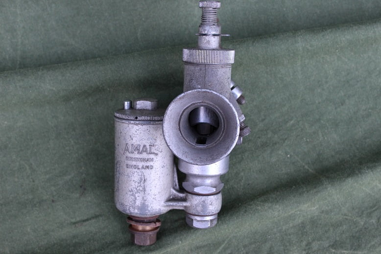 AMAL 274/022 RS carburateur vergaser carburettor Royal Enfield 350 cc SV HELD reserved 1940 / 1945