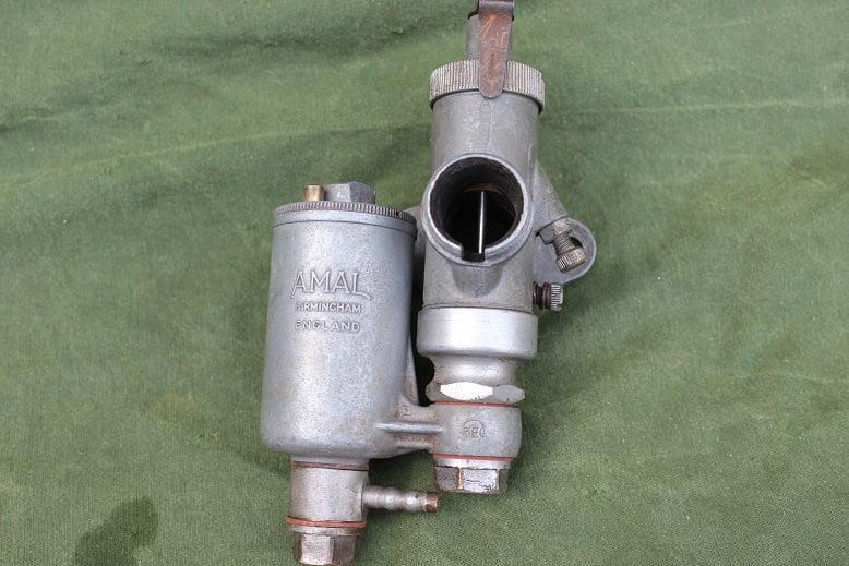 AMAL 274BT/3EG carburateur vergaser carburettor BSA C11 ?