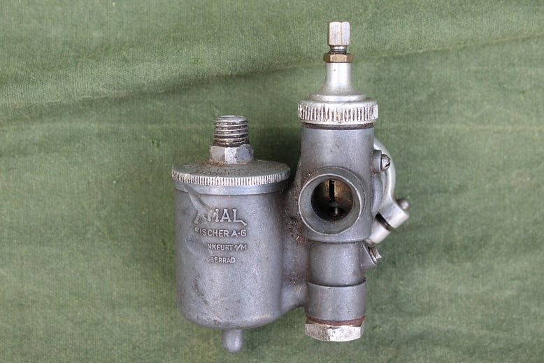 AMAL FISCHER 68/412 ND carburateur vergaser carburettor DKW RT 98 ??