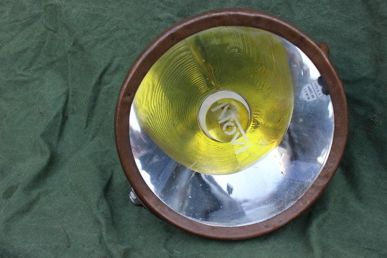 NOVI type R3  1930's  koplamp headlamp scheinwerfer