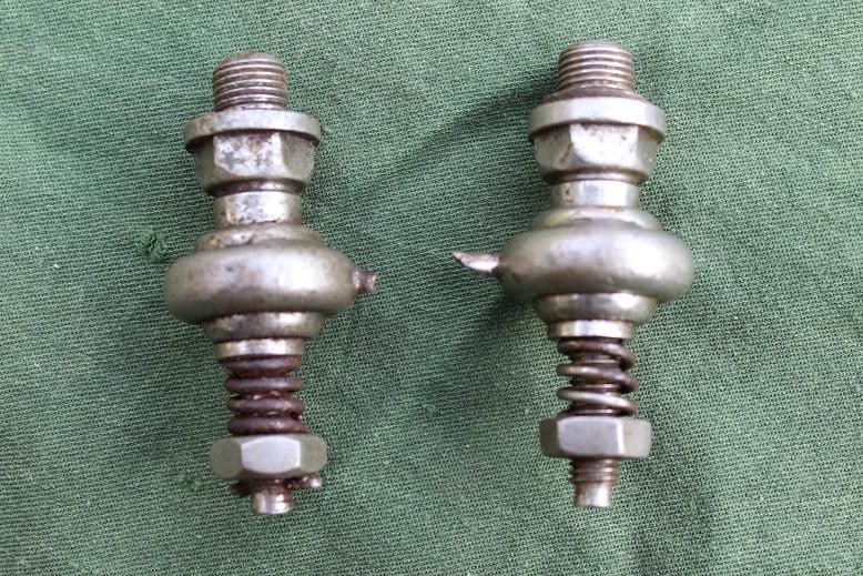 koude start benzine kranen cold start petroltaps 1910 – 1920 motorcycle