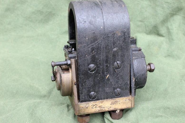 BOSCH type 22 ontstekings magneet magneto zundmagnet HELD reserved