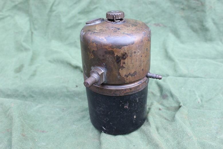carbid generator acetylene generator karbid behalter 1920's