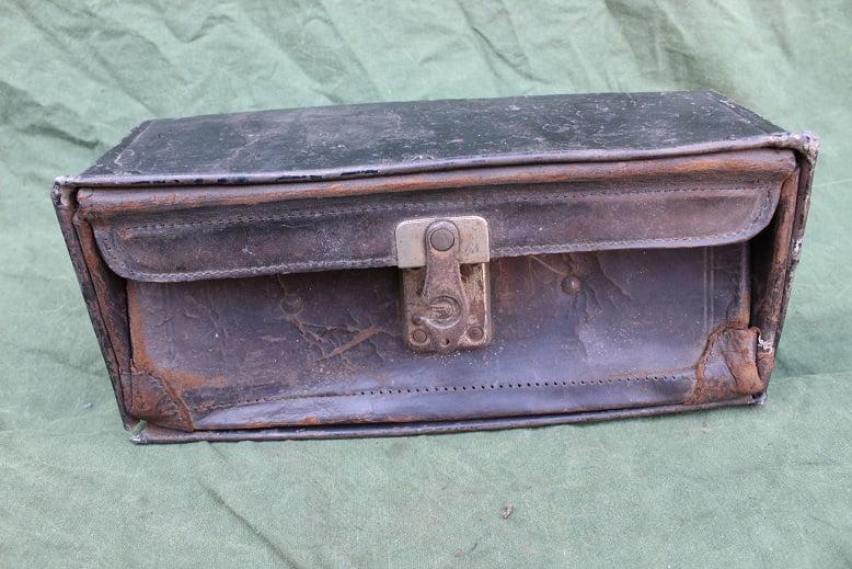 P&M Panther 1920's toolbox gereedschaps trommel