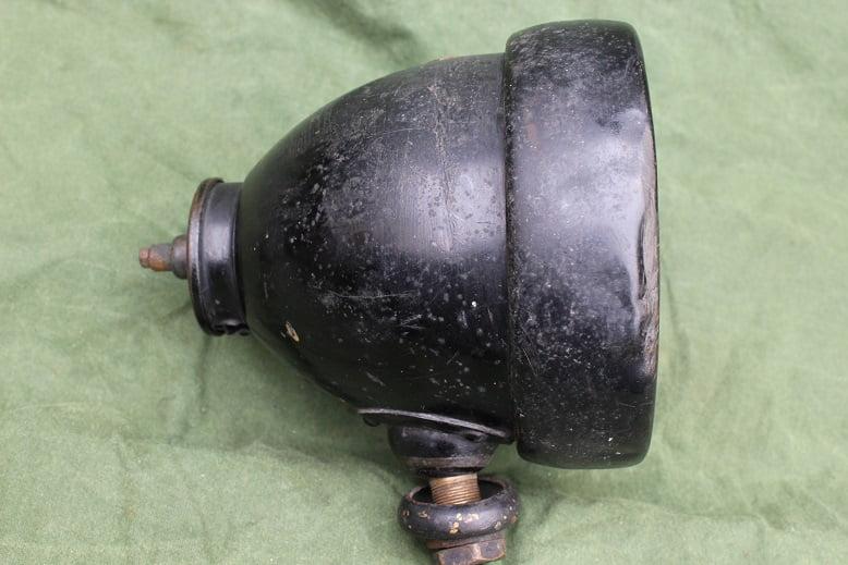 JOSEPH LUCAS MB31 1923 ? motorfiets koplamp headlamp scheinwerfer Triumph ??