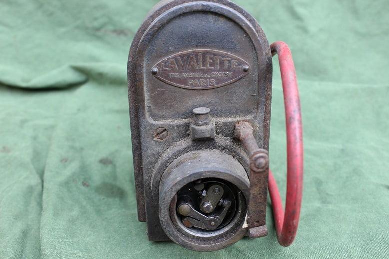 LAVALETTE Paris ontstekings magneet magneto zundmagnet 1910 / 1920