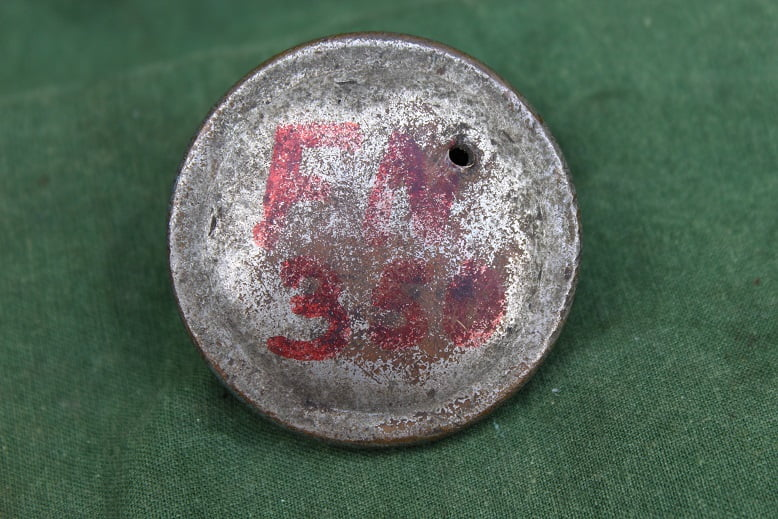 FN 350 cc 1920/1930 benzine dop petrol cap benzin