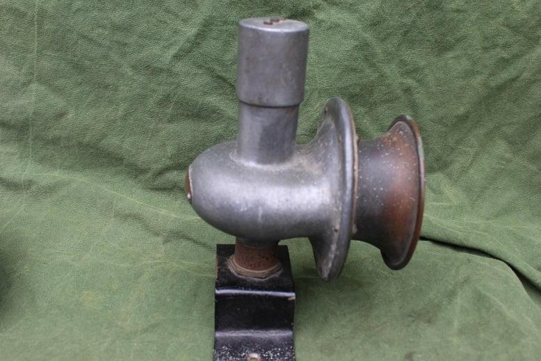 COWEY 1920's motorhorn agoooh claxon horn hupe motorcycle motorrad klaxon