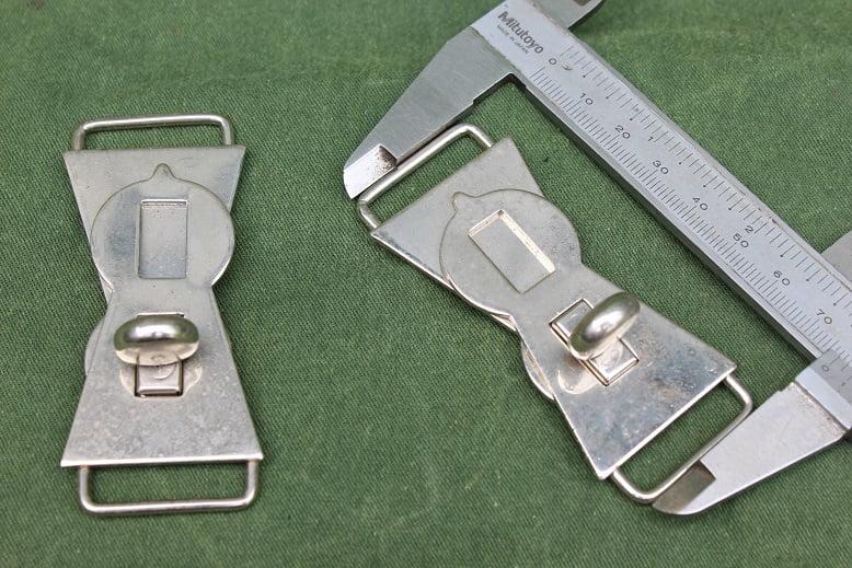 gereedschaps kastje sluitingen toolbox locks nickel plated