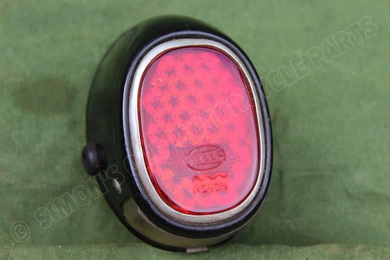 HELLA 1950's achterlicht rearlamp rucklicht  NSU DKW etc.