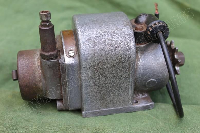 LUCAS N1'0 1941 motorfiets ontstekings magneet magneto zundmagnet