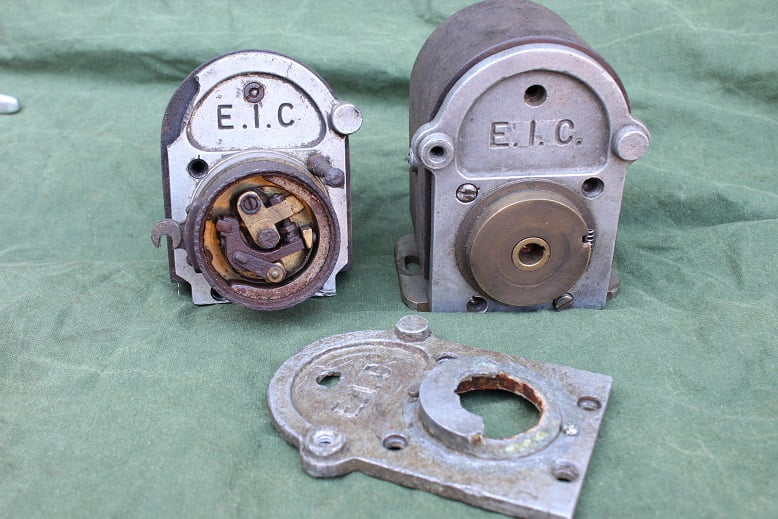 E.I.C. motorcycle magneto parts single and twin ontstekings magneet zundmagnet