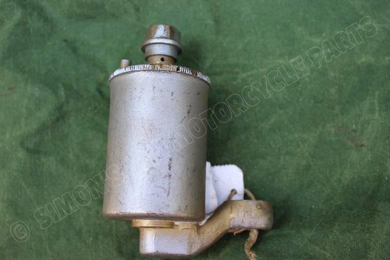 AMAL bronze top feed floatchamber vlotterkamer schwimmerkammer 1930's