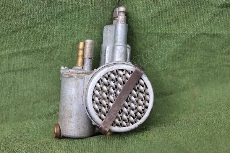 AMAL FISCHER 7EA22 carburateur vergaser carburettor cyclemotor hilfsmotor hulpmotor 1950