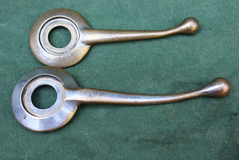 AMAC 1915 – 1920 levers  HELD reserved