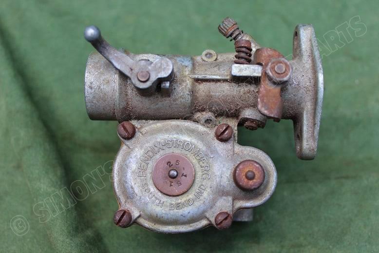 BENDIX STROMBERG carburateur vergaser carburettor