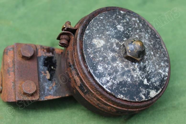 LUCAS HF1441 ? 1938 6 volts claxon horn hupe