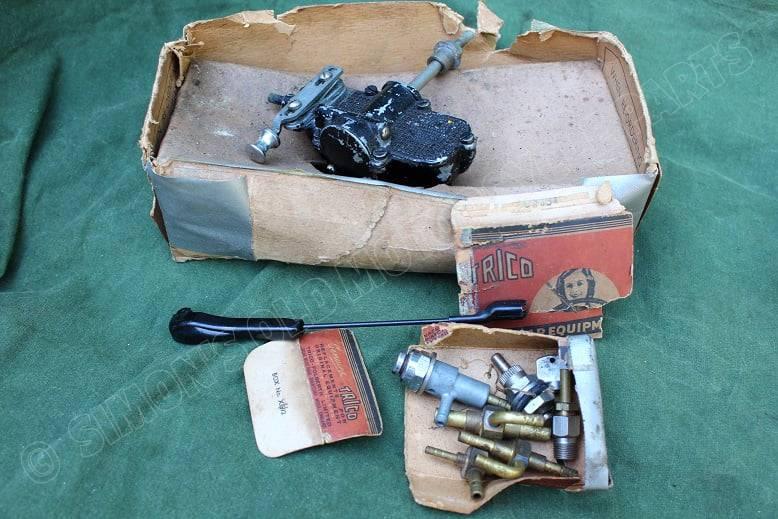 TRICO 1920's / 1930's ruitenwisser motor windscreen wiper motor NOS