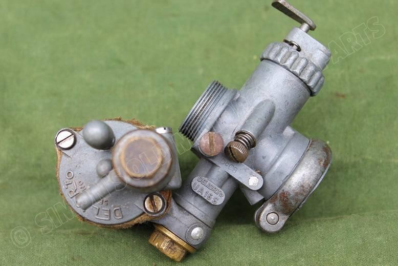 DELLORTO UA16S carburateur carburettor vergaser UA 16 S