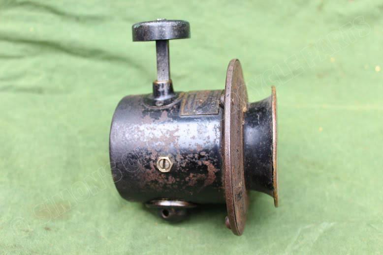 the HANDPHONE USA 1920's claxon horn hupe  AGOOOH