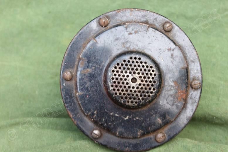 HELLA B31 6 volts claxon horn hupe bakelite 1950's VW ?