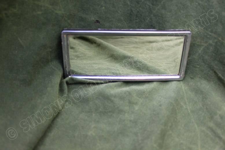 1950's ? TOYO DRAGON spiegel rechthoekig model mirror spiegel