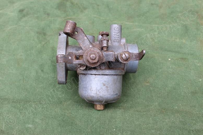 BING STAMO 8/15,5/76 carburateur vergaser carburettor stationair engine