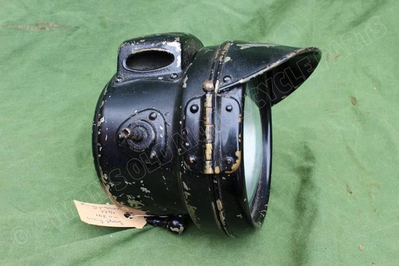 JOSEPH LUCAS No. 341 1922 carbid lamp acetylene lamp karbidlampe