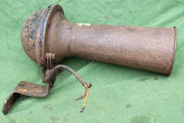 CLAXON 6 volts horn hupe 1930/1940 Delco Remy ??? truck ? klaxon