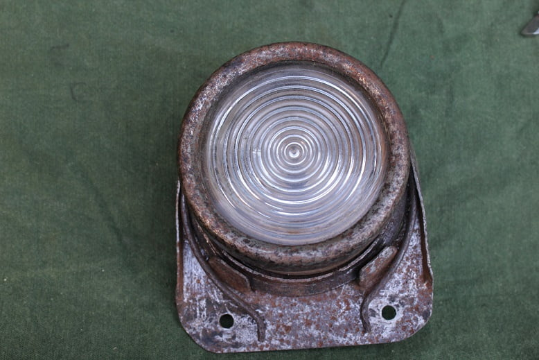 FORD T ? spatbord lamp ? 1920's lamp lampe