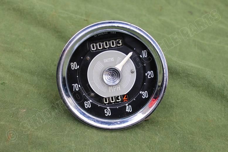 SMITHS SC5309/00 80 miles chronometric speedometer tacho mijlenteller