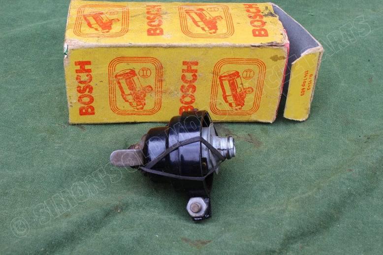 BOSCH JN5 NOS achterlicht gedeelte rearlamp bottom rucklicht basis 1920 / 1930 HELD reserved
