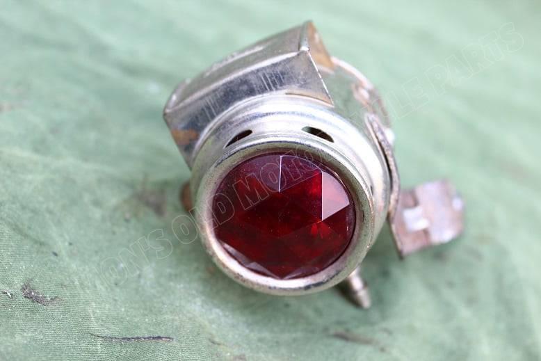REITUOR ? carbid achterlicht acetylene rearlamp rucklicht 1920's motorfiets