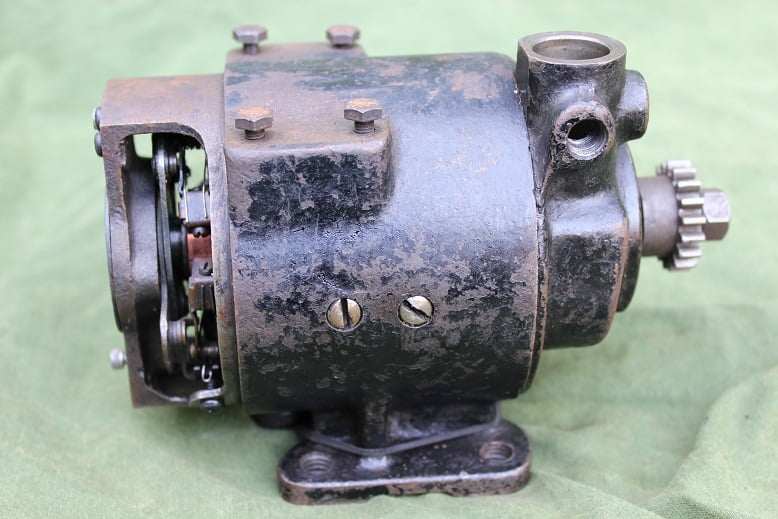 HARLEY DAVIDSON 1920's model D dynamo lichtmachine generator  83 – 20 J JD etc.