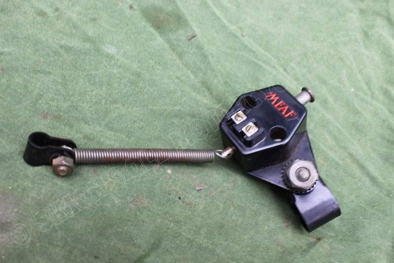 MEAF 1930's / 1940's remlicht schakelaar brakelight switch bremslicht schalter