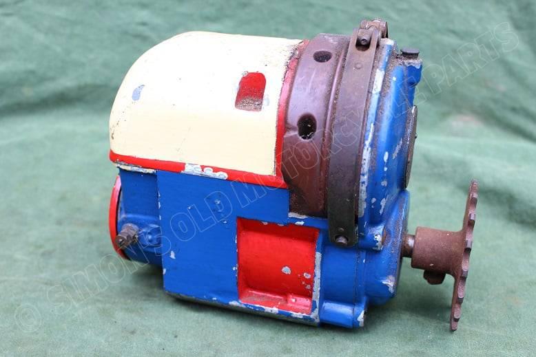 SEV vier cilinder ontstekings magneet four cylinder magneto zundmagnet