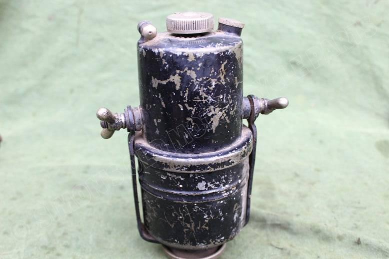 POWELL & HAMMER carbid generator acetylene generator karbid behalter  HELD reserved