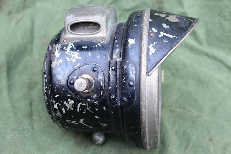 LUCAS No 462 carbidlamp acetylene lamp karbidlampe 1927 motorrad