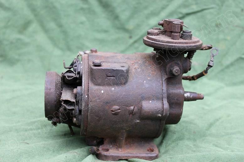 HARLEY DAVIDSON model D dynamo generator lichtmachine 1920's